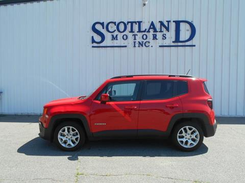 2016 Jeep Renegade For Sale In Laurinburg Nc