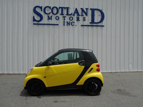 2013 Smart fortwo for sale in Laurinburg, NC
