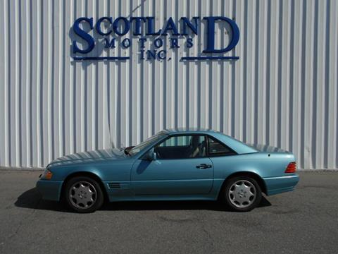 1995 Mercedes-Benz SL-Class for sale in Laurinburg, NC