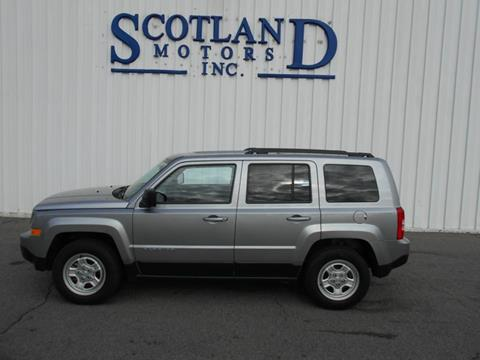 Jeep Patriot For Sale In Laurinburg Nc