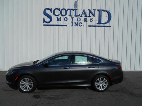 Chrysler 200 for sale in laurinburg nc for Scotland motors inc laurinburg nc
