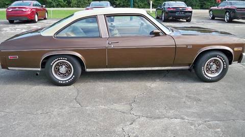 1979 Chevrolet Nova for sale in Mena, AR