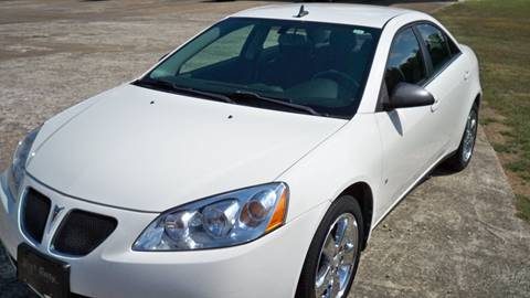 2008 Pontiac G6 for sale in Mena, AR
