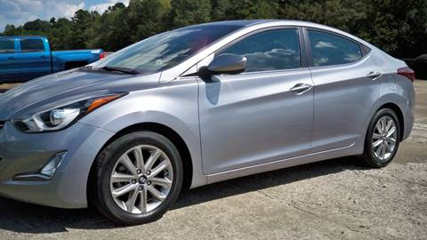 2015 Hyundai Elantra for sale in Mena, AR