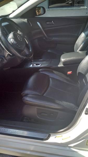 2011 Nissan Maxima 3.5 SV 4dr Sedan - Front Royal VA