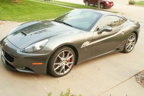 2011 Ferrari California for sale in Culpeper, VA