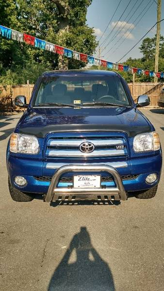 2006 Toyota Tundra SR5 4dr Double Cab 4WD SB (4.7L V8) - Front Royal VA