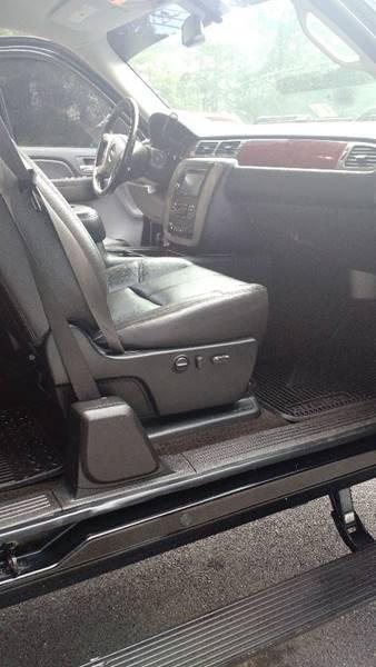 2009 GMC Sierra 1500 4x4 SLT 4dr Extended Cab 5.8 ft. SB - Front Royal VA