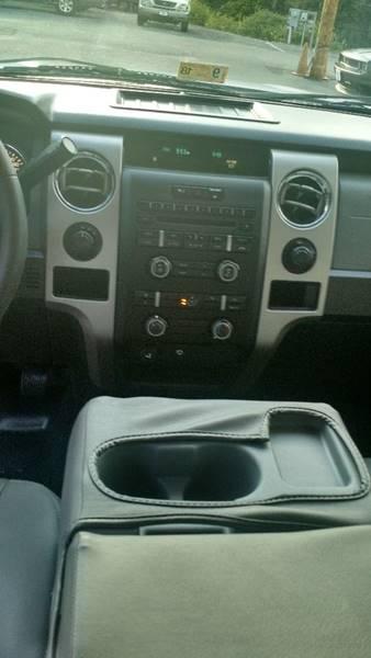 2012 Ford F-150 4x4 XLT 4dr SuperCab Styleside 6.5 ft. SB - Front Royal VA