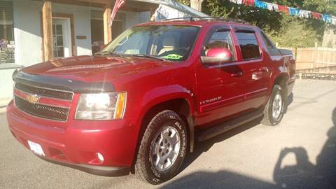 2007 Chevrolet Avalanche for sale in Front Royal, VA