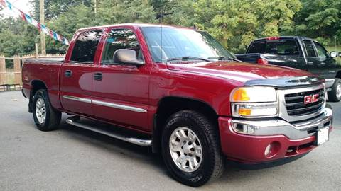 2007 GMC Sierra 1500 Classic for sale in Front Royal, VA