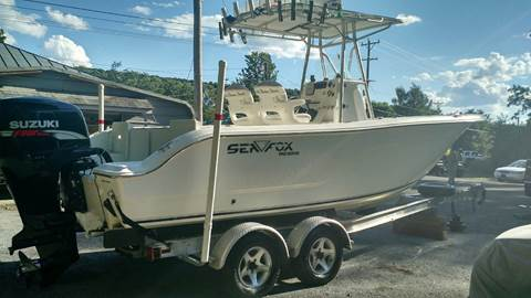 2007 Seafox 236 for sale in Front Royal, VA
