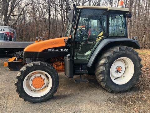 2001 Mew Holland TL80 for sale in Front Royal, VA