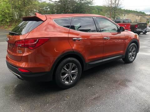 2013 Hyundai Santa Fe Sport for sale at Elite Auto Sales Inc in Front Royal VA
