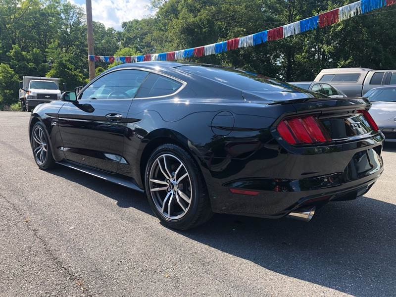 2015 Ford Mustang for sale at Elite Auto Sales Inc in Front Royal VA