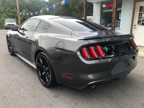 2017 Ford Mustang for sale at Elite Auto Sales Inc in Front Royal VA