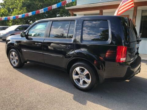 2012 Honda Pilot for sale at Elite Auto Sales Inc in Front Royal VA