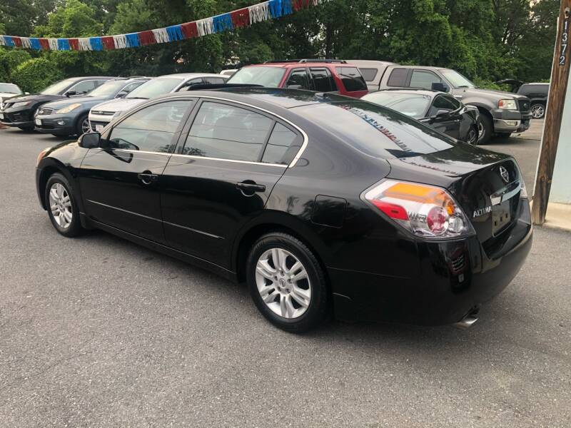2012 Nissan Altima for sale at Elite Auto Sales Inc in Front Royal VA