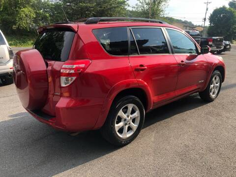2009 Toyota RAV4 for sale at Elite Auto Sales Inc in Front Royal VA