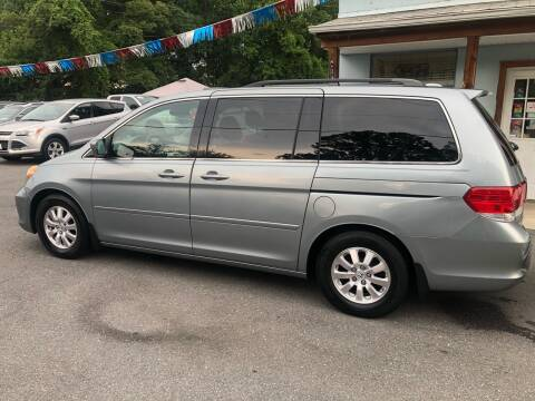 2009 Honda Odyssey for sale at Elite Auto Sales Inc in Front Royal VA