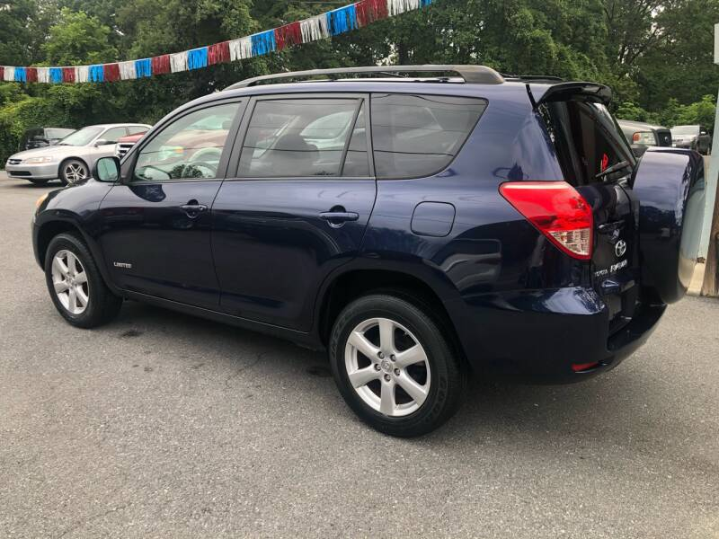 2007 Toyota RAV4 for sale at Elite Auto Sales Inc in Front Royal VA