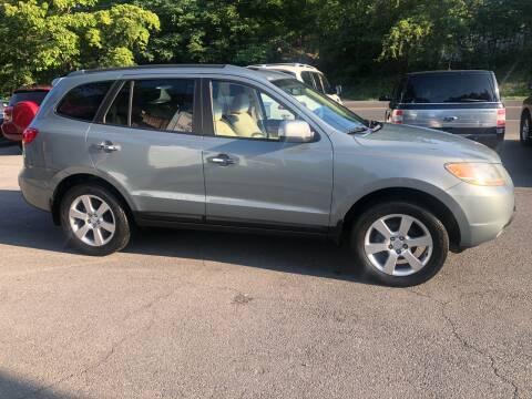 2008 Hyundai Santa Fe for sale at Elite Auto Sales Inc in Front Royal VA