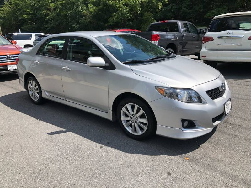 2009 Toyota Corolla for sale at Elite Auto Sales Inc in Front Royal VA