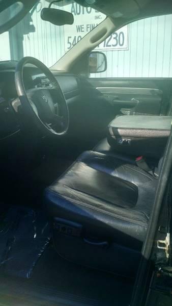 2004 Dodge Ram Pickup 2500 4dr Quad Cab Laramie 4WD SB - Front Royal VA