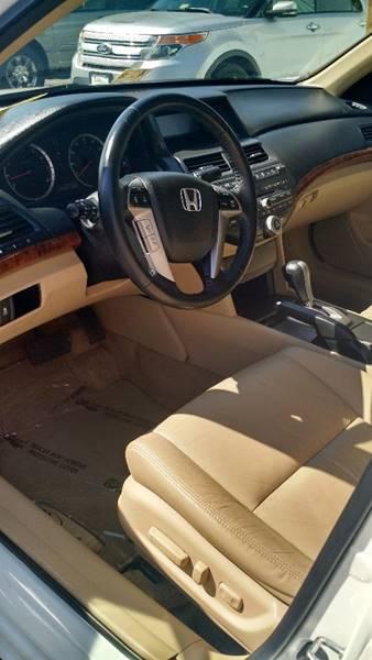 2011 Honda Accord EX-L V6 4dr Sedan - Front Royal VA