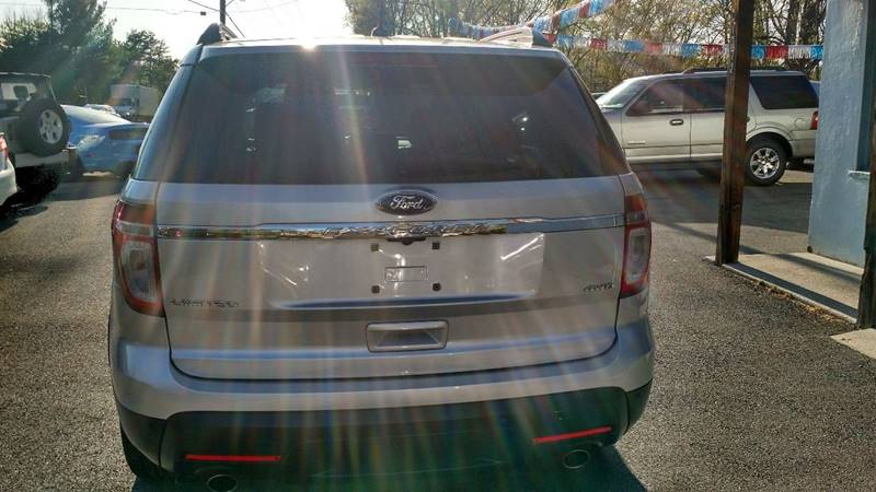 2013 Ford Explorer AWD Limited 4dr SUV - Front Royal VA