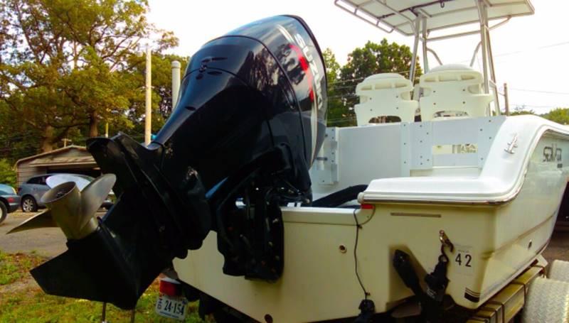 2007 Seafox 236 CC Pro Center Console - Front Royal VA