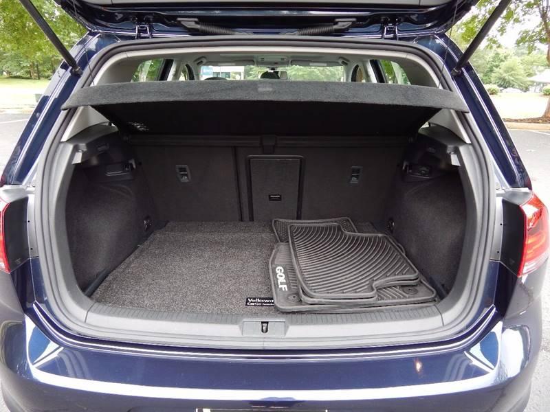 2016 Volkswagen Golf 1.8T SE PZEV 4dr Hatchback - Williamsburg VA