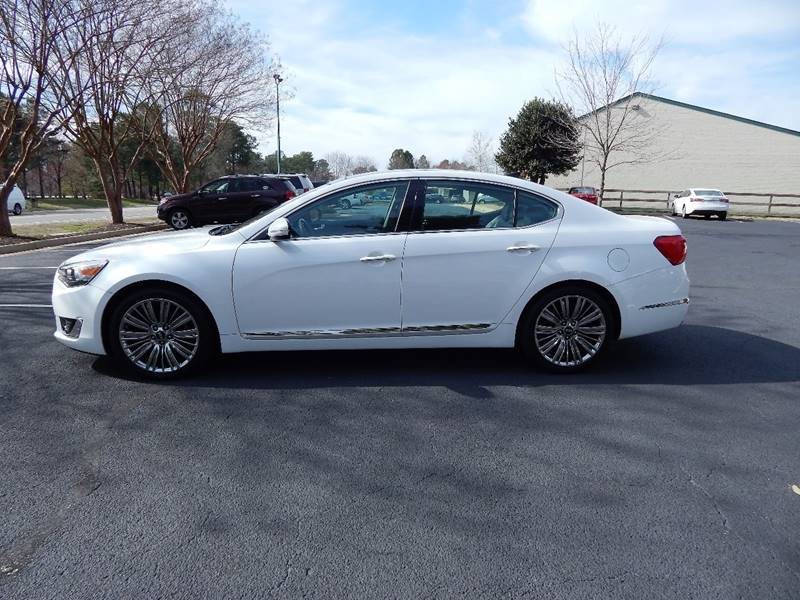 2014 Kia Cadenza Limited 4dr Sedan - Williamsburg VA