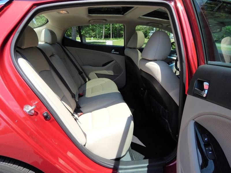 2015 Kia Optima EX 4dr Sedan - Williamsburg VA