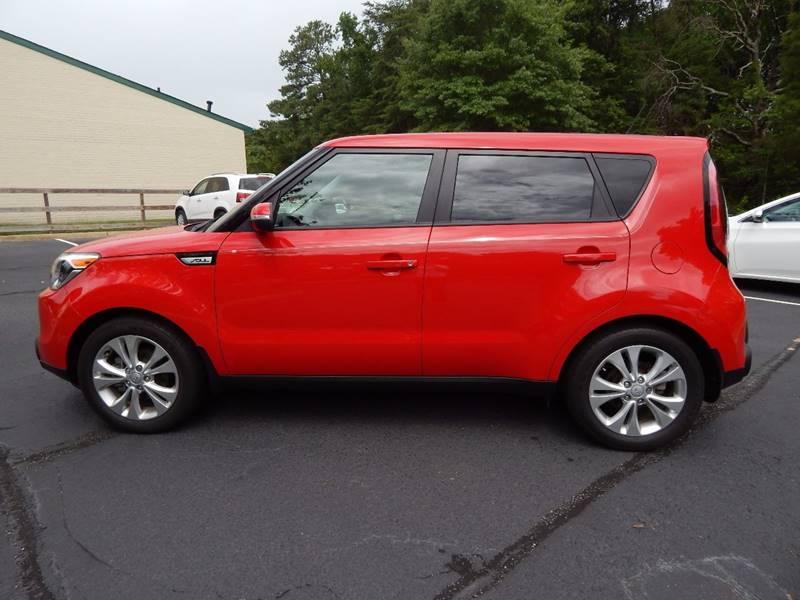 2014 Kia Soul + 4dr Wagon - Williamsburg VA