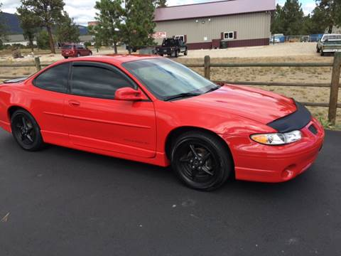 2000 Pontiac Grand Prix for sale in Florence, MT
