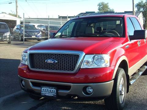 2006 Ford F-150 for sale in Amarillo, TX