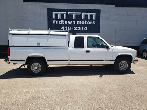 1997 GMC Sierra 2500 for sale in Amarillo, TX