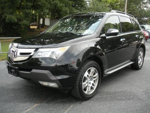 2007 Acura MDX for sale in Gastonia, NC