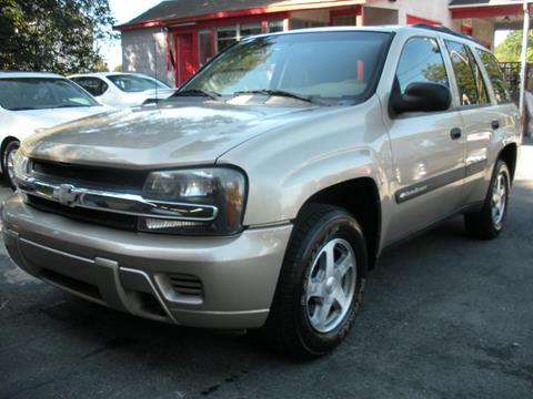 2004 Chevrolet TrailBlazer for sale in Gastonia, NC