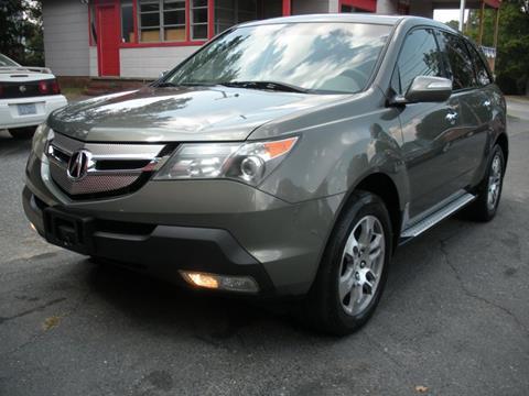 2007 Acura MDX for sale in Gastonia, NC