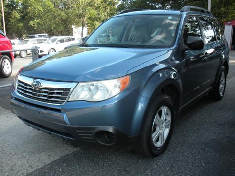 2010 Subaru Forester for sale in Gastonia, NC