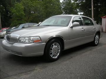 2006 Lincoln Town Car for sale in Gastonia, NC