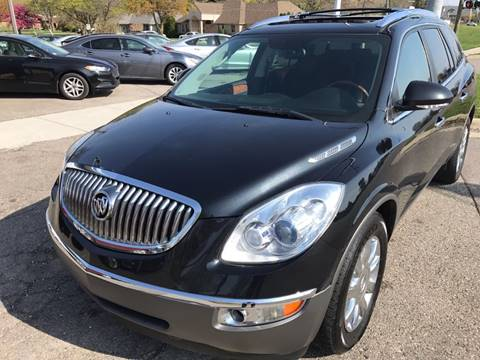 2011 Buick Enclave for sale in Mount Clemens, MI