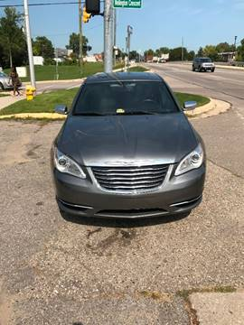 2012 Chrysler 200 for sale in Mount Clemens, MI