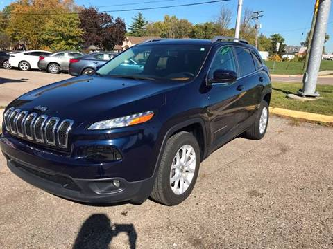 2016 Jeep Cherokee for sale in Mount Clemens, MI