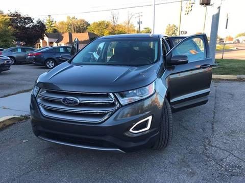 2015 Ford Edge for sale in Mount Clemens, MI