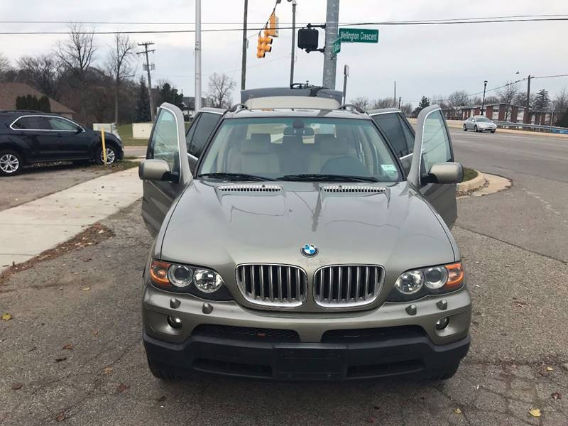 BMW X I In Mount Clemens MI One Price Auto - 2004 bmw price