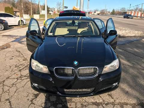 2011 BMW 3 Series for sale at One Price Auto in Mount Clemens MI