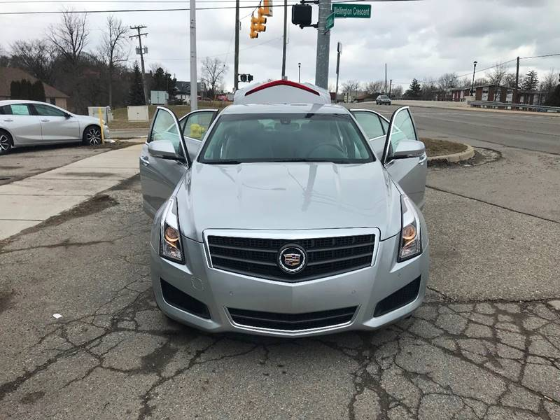2013 Cadillac ATS 3.6L Luxury In Mount Cle MI - One Price Auto